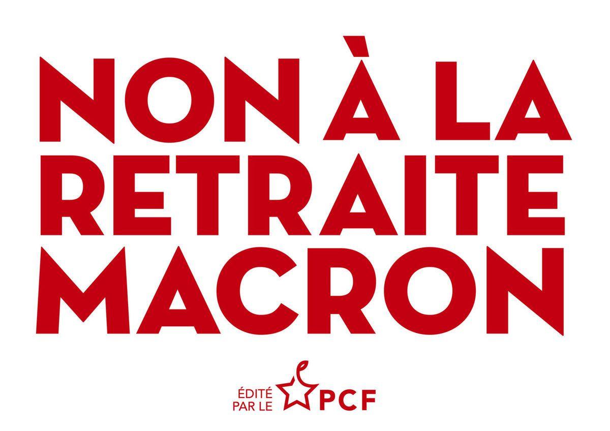 Retraites : exceptionnelle mobilisation pour le retrait du projet Macron... On continue samedi!