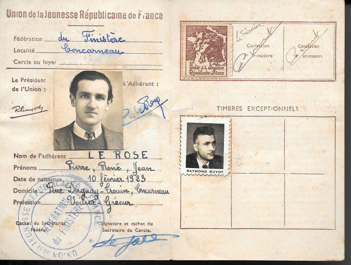 1920-2020: 100 ans d'engagements communistes en Finistère: 9/ Pierre Le Rose