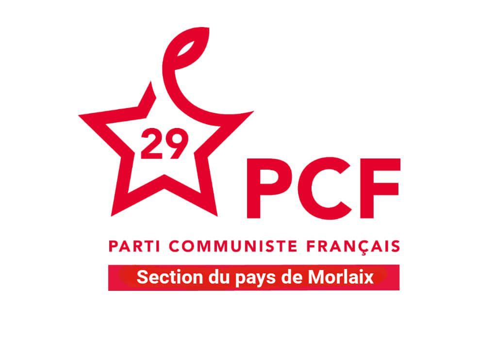 Appel du PCF pour la manif et la journée de grève du jeudi 9 janvier à 11h: place des Otages à Morlaix