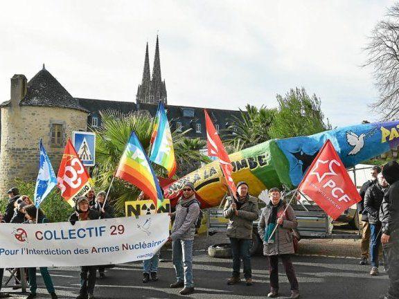 Photo Le Télégramme Quimper, 18 janvier 2020