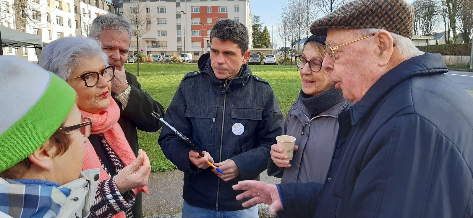 Photo JL Le Calvez 18 janvier 2020 Pors ar Bayec