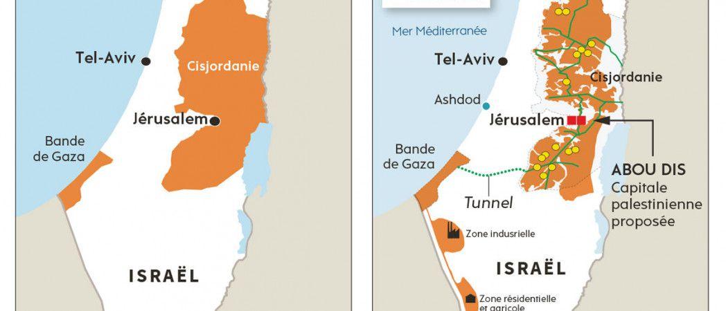 Proche-orient. Le lâche abandon du peuple palestinien (Pierre Barbancey, L'Humanité, 30 janvier 2020)