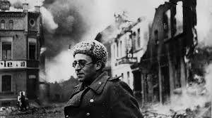 Vassili Grossman correspondant de l'Armée Rouge