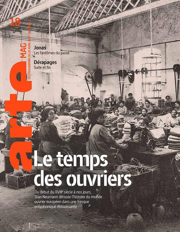 Documentaire. Le temps des ouvriers, sur Arte, pour penser les luttes à venir (L'Humanité, 28 avril 2020)