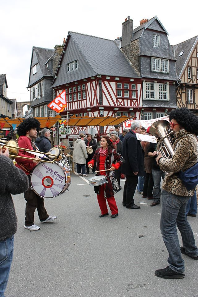 Quelques photos souvenirs de Rodolphe Thirard des fêtes du Viaduc 2012 et 2015