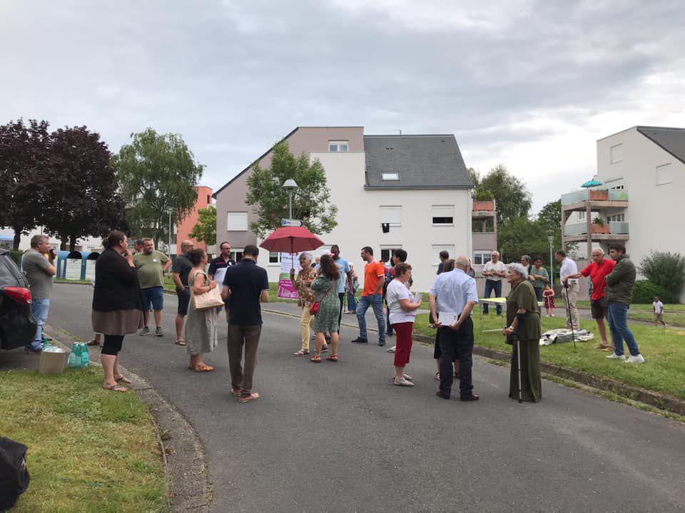 Morlaix Ensemble à Kérozar et la Boissière ce jeudi 25 juin - Photos des rencontres de quartiers