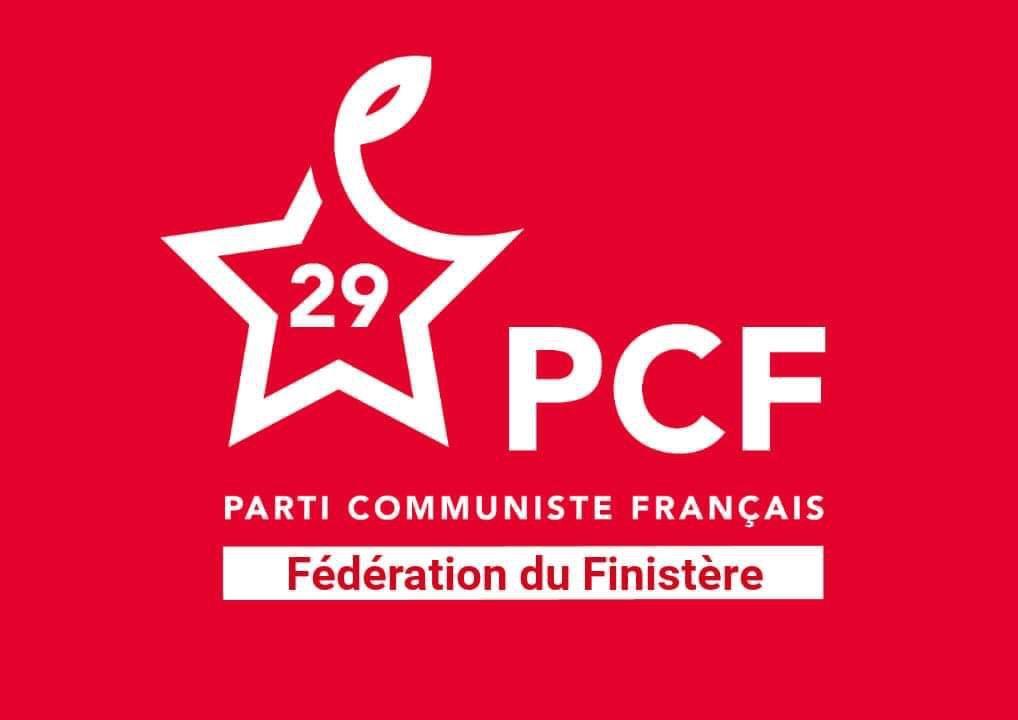 La Fédération du Finistère du PCF se joint à l'AFPS et appelle aux rassemblements le 01/07 à 18 h place de la Liberté  à Brest et  à 18 h place Terre-au-Duc à Quimper