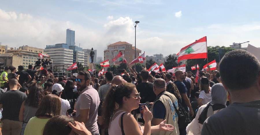 Liban: La révolte populaire face à l'effondrement du pays - Pascal Torre, secteur international du PCF
