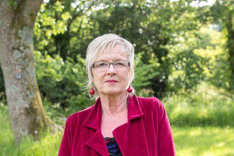 Anita Richard –Retraitée de l'enseignement  Adhérente PCF – Conseillère municipale –