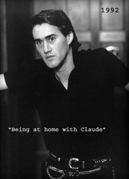 7 février 1992 - Being at home with Claude