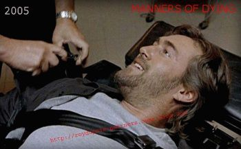 4 mars 2005 - Manners of dying (L'Exécution)