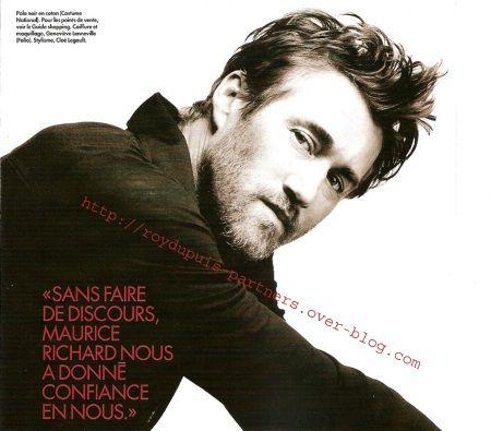 Décembre 2005 - Magazine ELLE QUÉBEC