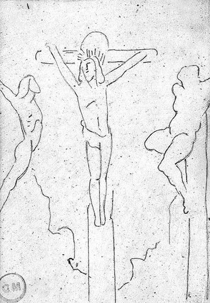 Jésus et le bon larron
