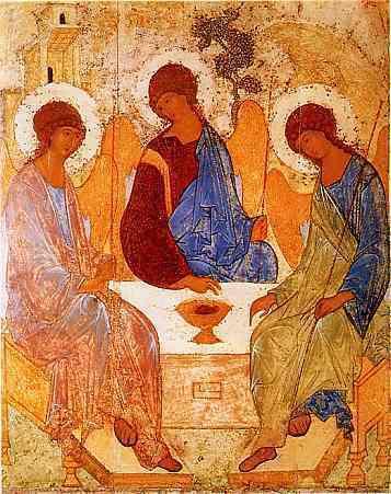 Recherchez donc les réalités d'en haut : c'est là qu'est le Christ, assis à la droite de Dieu.
