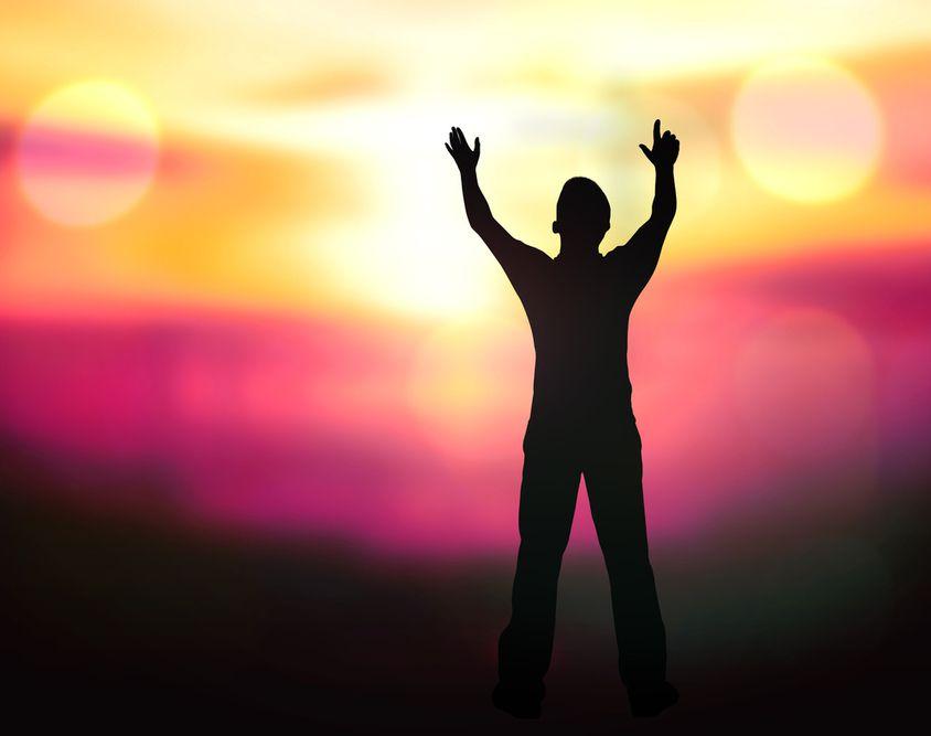 Je t'exalterai, mon Dieu, mon Roi ;  je bénirai ton nom toujours et à jamais ! Chaque jour je te bénirai, je louerai ton nom toujours et à jamais !