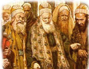 Les scribes et les pharisiens enseignent dans la chaire de Moïse