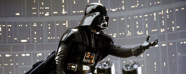 """""""Je suis ton père"""", dit Dark Vador à Luke (Star wars, La guerre des étoiles)"""