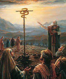 14 septembre Croix glorieuse (Nombres 21, 4b-9) (DiMail 359) - Les DiMails