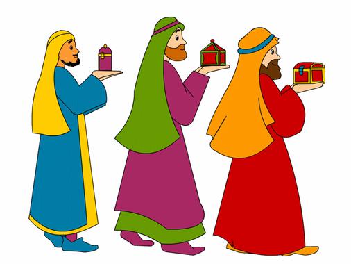 les trois cadeaux des mages