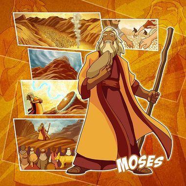 Moïse, un leader pour le peuple de Dieu