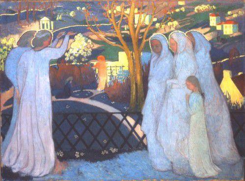 Femmes au tombeau (Maurice Denis)