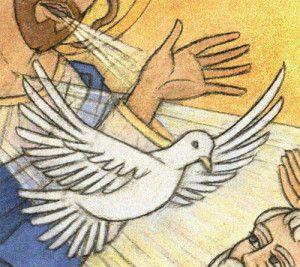 Dieu envoie son Esprit
