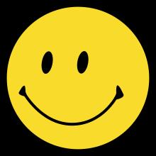 emoticone, smiley heureux