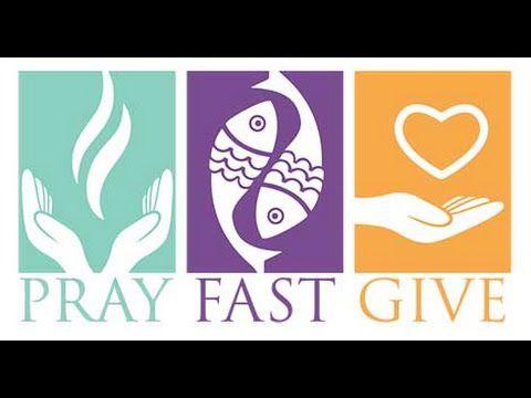 Partage, prière et jeûne