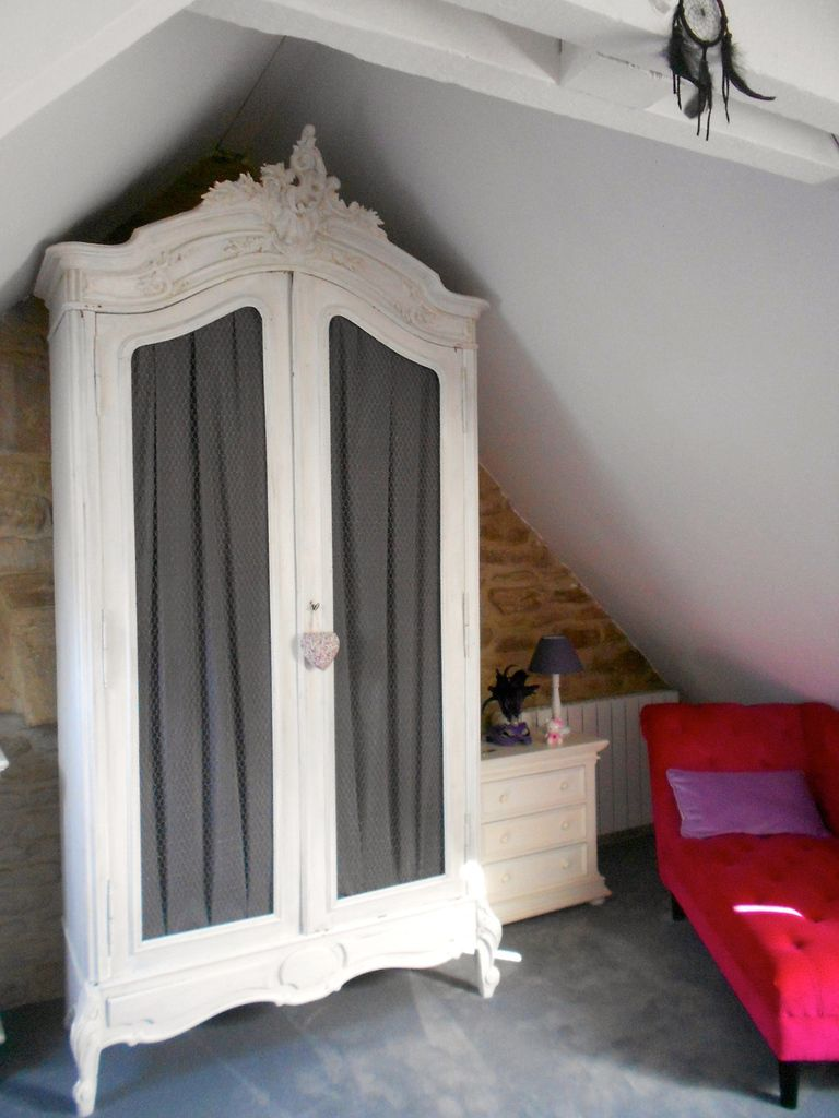 Chambre Style Shabby Romantique chambre romantique pour petite jeune fille ! - la maison de