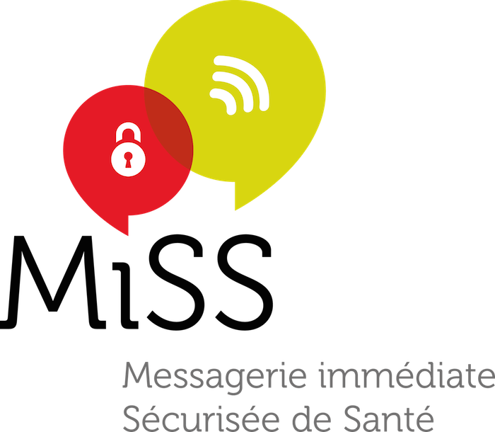 Messagerie immédiate et sécurisée accessible à partir d'application iOS ou Android