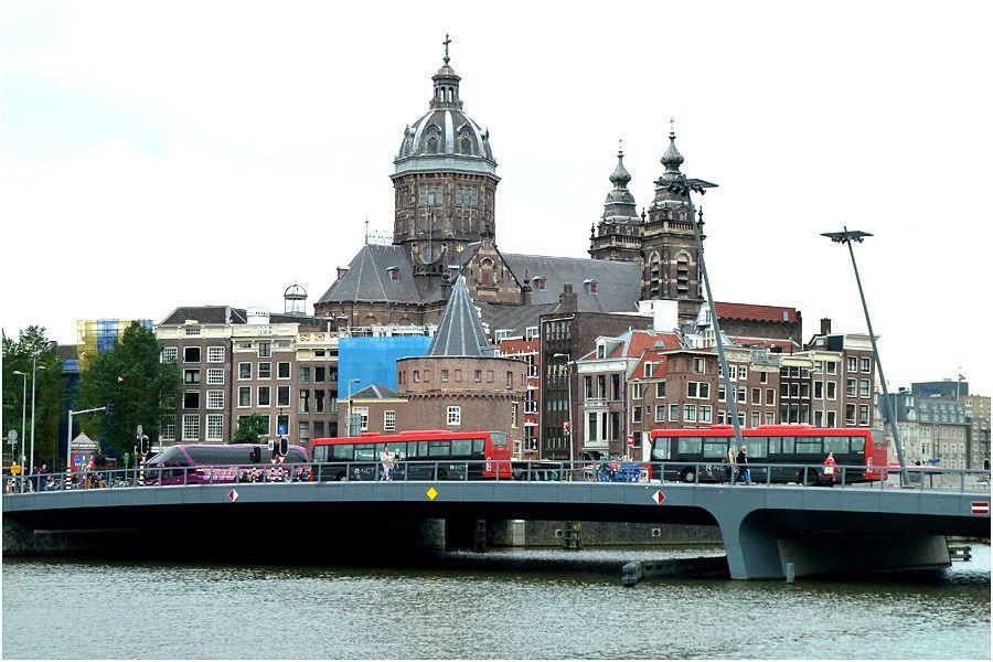 Amsterdam - quartier de la gare centrale