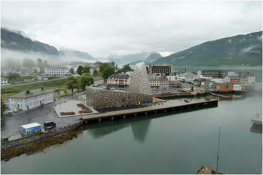 Costa Magica - Norvège - Andalsnes