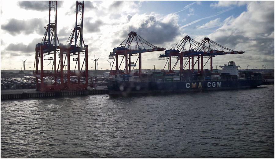 Costa Magica - croisière en Norvège - Bremerhaven