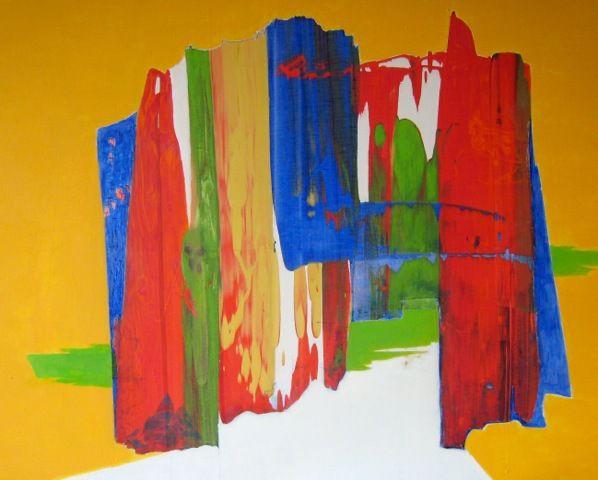 Peinture de Monic André