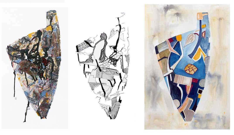 Peintures et dessin de Giuco (vues personnelles de la Corse)