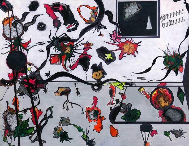 Peinture de Marithé Henriot