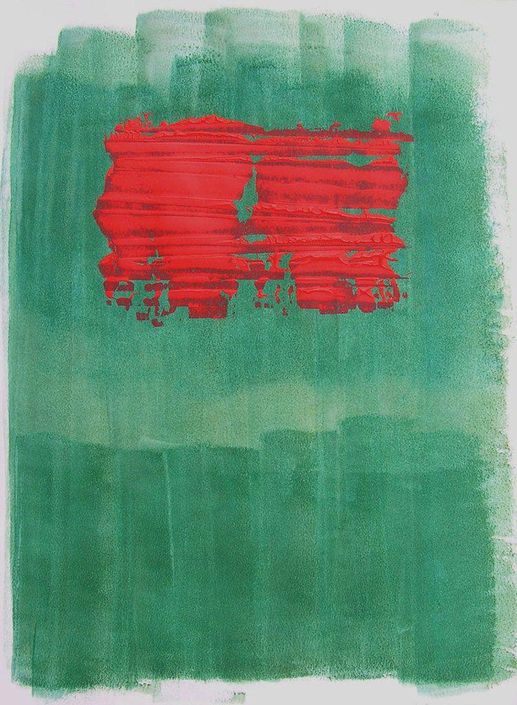 Peinture de Régis Carré