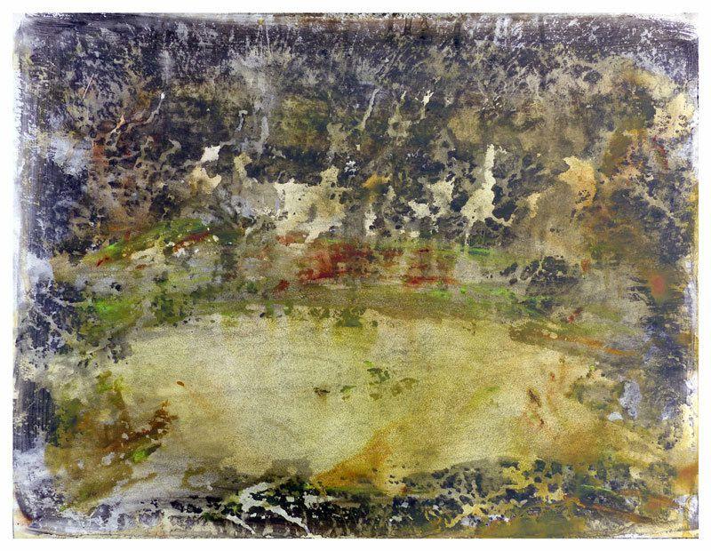 Peinture d'Elise Nsongo (état brut, non retravaillé)