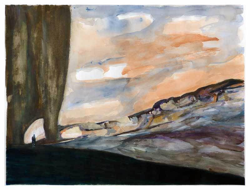Peinture de Mireille Vincent