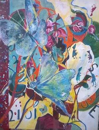 Peinture de Simone Guignard