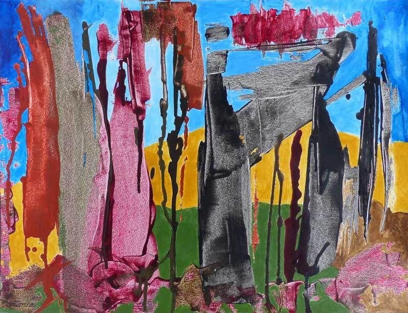 Peintures à La Garenne-Colombes
