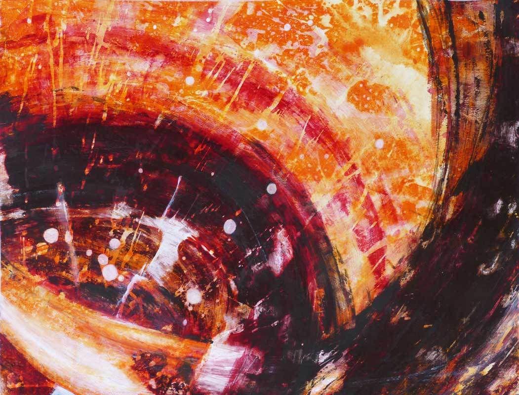 Peinture de Frédérique Gervasoni