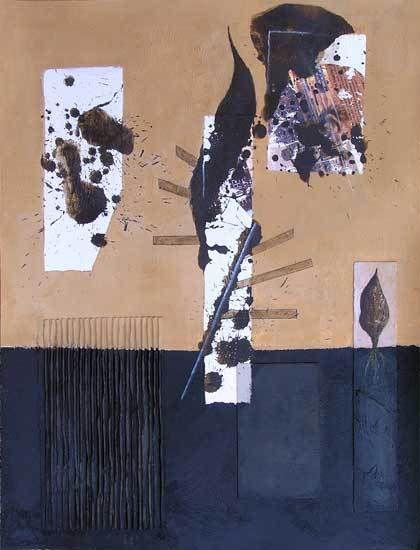 Peinture de Nathalie Facotti