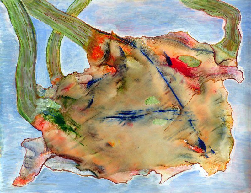 Peinture de Marie-Christine Marilier