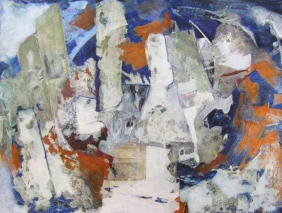 Nathalie Josse 2011 - Composition personnelle n°1