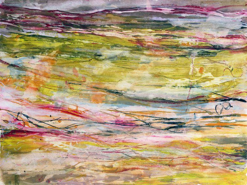 Peinture d'Annie Schetrite
