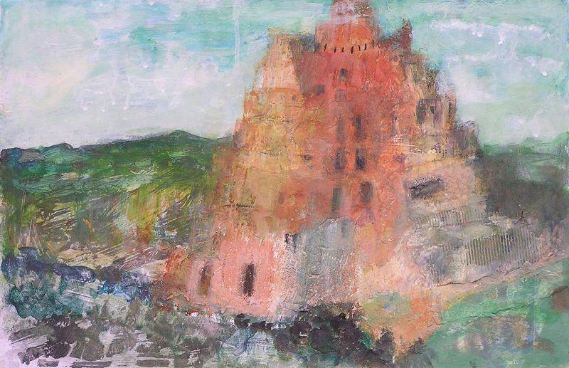 Peinture de Claudine Ghenassia