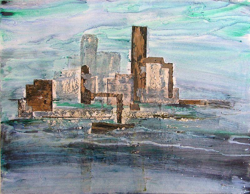 Composition de Lucienne Cywier