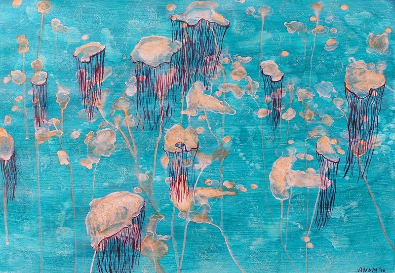 Peinture d'Anum