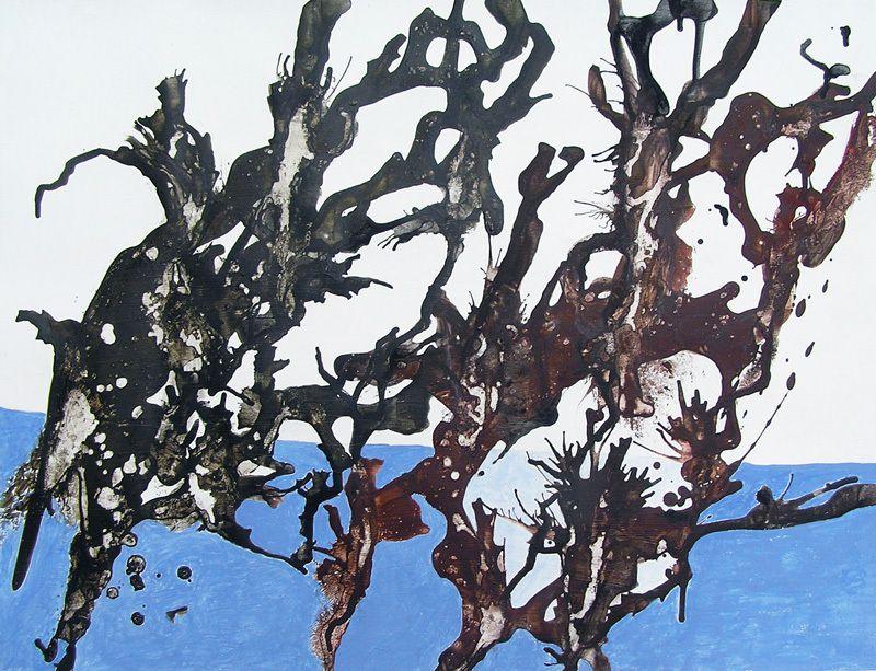 Peinture de Mireille Vincent (I)